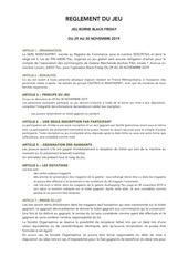 reglement du jeu ceetrus blackfriday2019