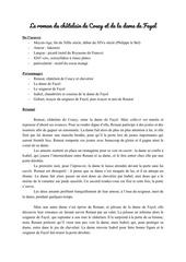 le roman du chatelain de coucy et de la dame de fayel