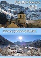 hiver printemps 2019 2020 espagnol
