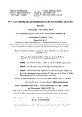 86eme anniversaire holodomor 17 novembre 2019 version