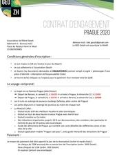 contrat prague