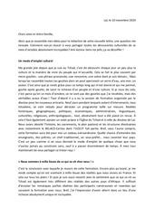 matthieu au tchad   lettre 6
