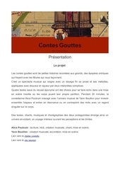 contes gouttes presentation 1