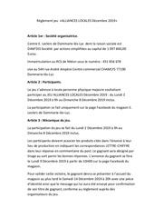 reglement jeu alliances locales decembre 2019