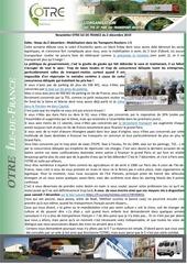 news otre idf 2 decembre 2019