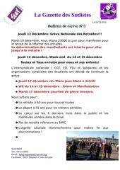 bulletin de greve  n 3 sud heh 2019