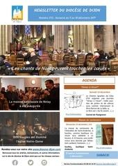 newsletter 372 diocese dijon