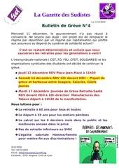 bulletin de greve  n 4 sud heh 2019