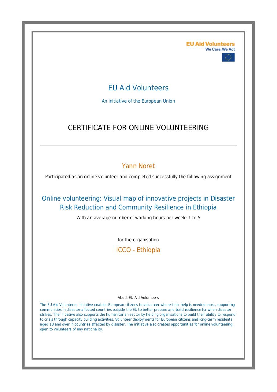 Aperçu du document european_civil_protection_and_humanitarian_aid_operations_Certificate.pdf - page 1/1