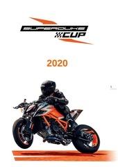 note super duke cup 2020 pilote