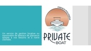 private boat gestion locative gestion saisonniere
