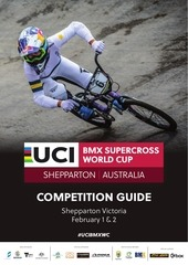 2020 shepparton bmx supercross world cup competition guide