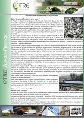 news otre idf 10 janvier 2020