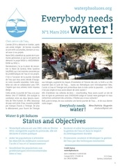 newsletter water soluces