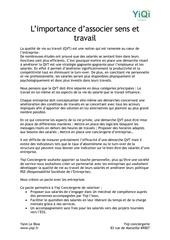 article qvt converti 2