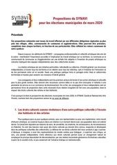 propositionssynavimunicipales2020