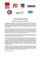 la cgt   communique de presse unitaire 29012020