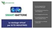 smart batteries