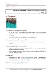 corporate art   janvier 20201