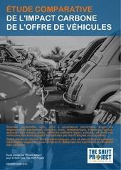 2020 02 04tude de limpact carbone de loffre de vehiculesv1