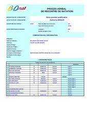 6eme journee qualificative secteur maritime