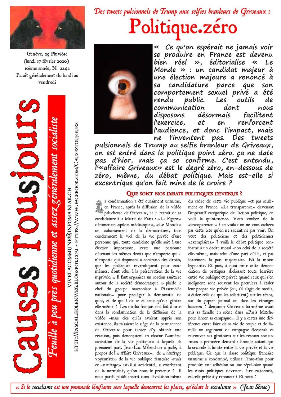 Newsletter 2242.pdf - page 1/2