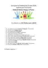 liste lots tombola 2020 1