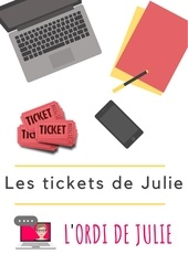 les tickets de julie