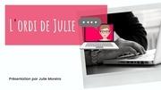 plaquette ordi de julie