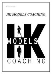 dossier de presse hk models coaching 2020