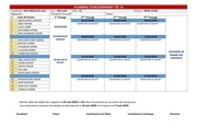 planning dencadrement  tsc13