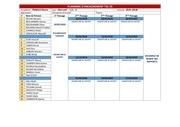 planning dencadrement de stage tsc 25