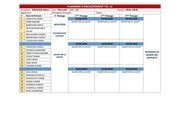 planning dencadrement tsc12