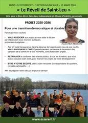 programme 2020format imprimeur