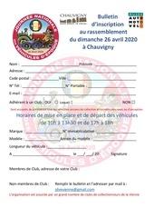 2020 bulletin inscription jdve  chauvigny  num