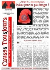 newsletter 2257