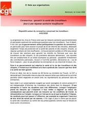note cgt coronavirus 04 03 2020