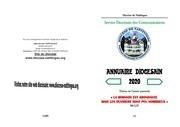 annuaire diocesain 2020 natitingou