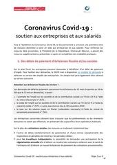 document explicatif ordre au 15 mars 2020 avec logo