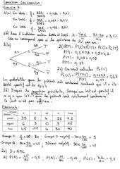correction exercices 3 a 5 ts2sa