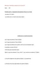 revisions chapitre 9 et 10