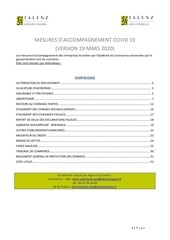 19 mars 2020 vf mesures daccompagnement covid 19 2