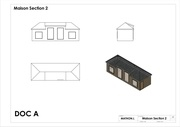 mise en plan maison section 2doca
