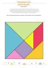 tangram printemps