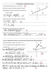 correction test 2nde