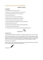 questionnaire chapitre 3  consignes production decrits