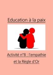 activite n8 la regle dor et lempathie
