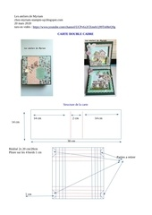 carte double cadre n2