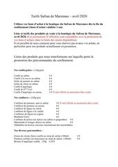 promotion facebook tarifs 2020