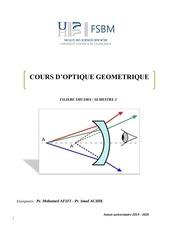 cours d  optique gemetrique couleurs